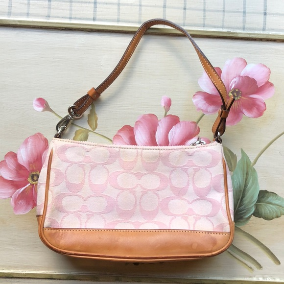 Coach Handbags - Mini Coach Purse